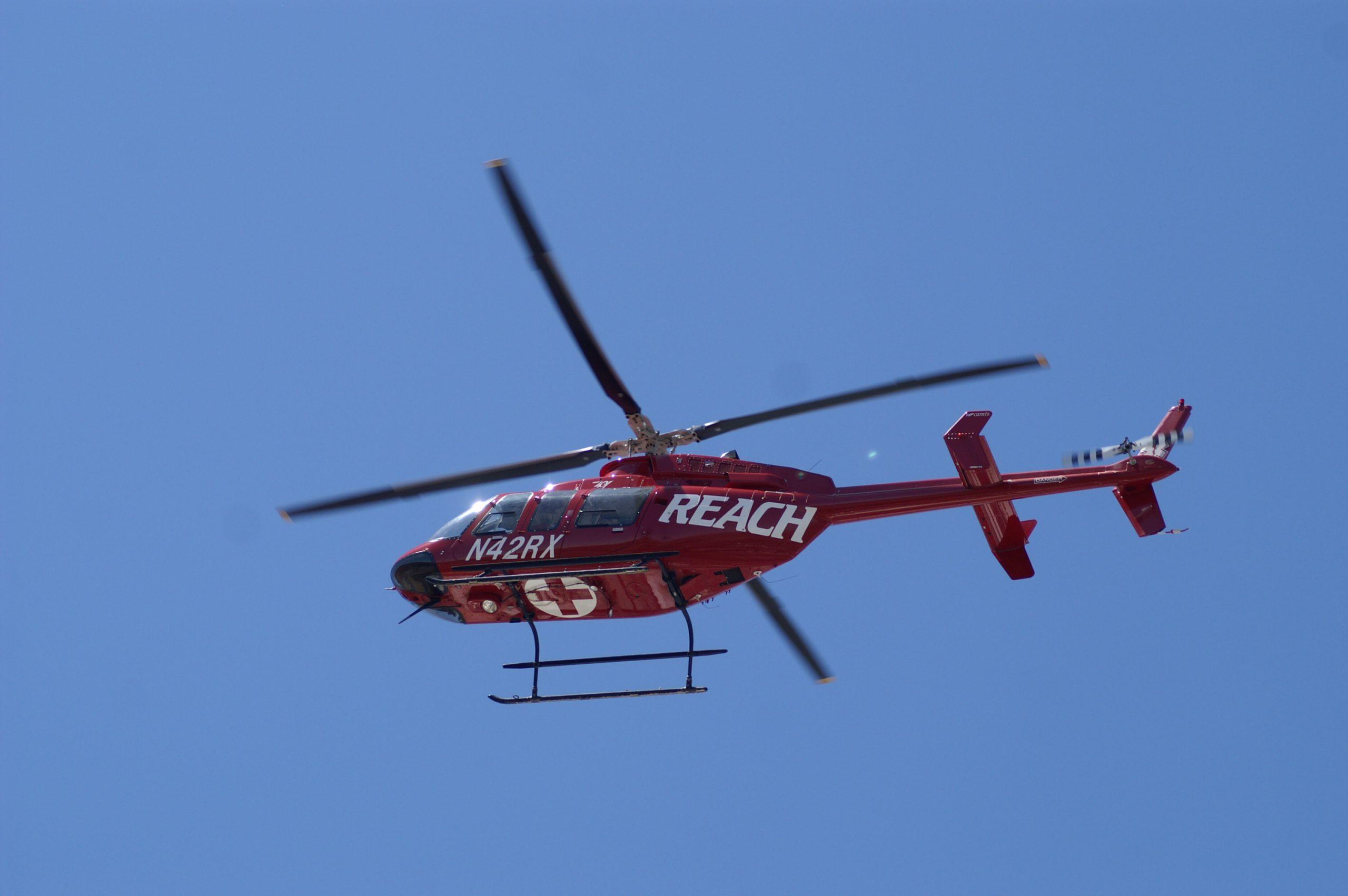 Air Ambulance Bases